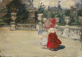 Luxembourg Gardens, Paris No. 3