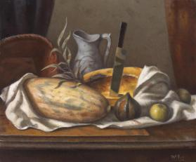 Still Life with Knife