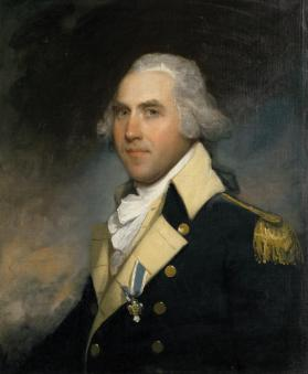 Portrait of General Peter Gansevoort