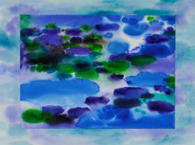 The Pond- Giverny Series