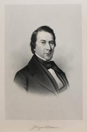 Portrait of James Watson Williams