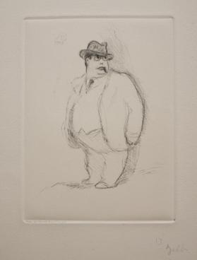 Untitled (Fat Man)