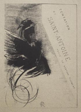 Cover for Tentation de Saint Antoine