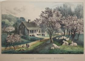American Homestead: Spring