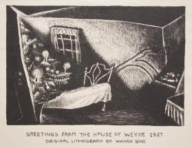 Greetings from the House of Weyhe, 1927