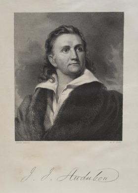 Portrait of John J. Audubon