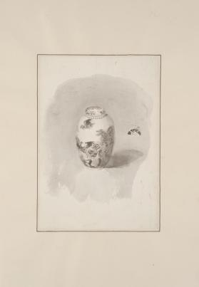 Vase Decorated with Monsters