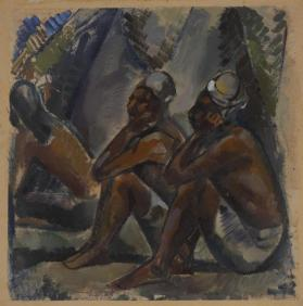 Three Figures, Bali