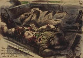 Two Wounded Soldiers