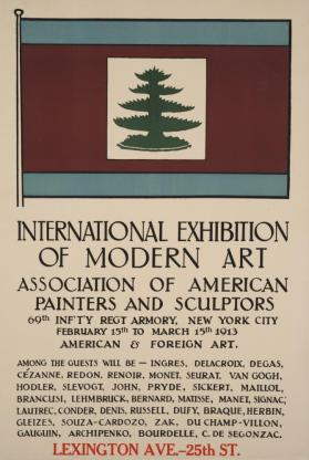 Armory Show Poster