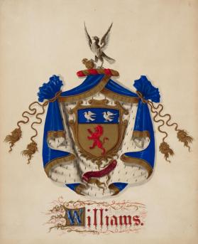 The Williams Coat of Arms