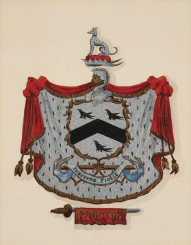The Proctor Coat of Arms