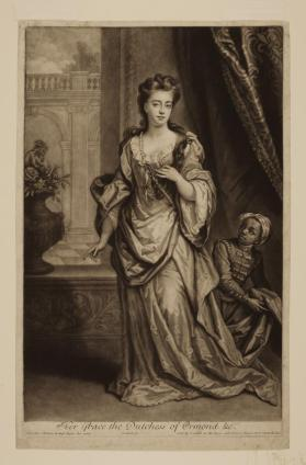 Mary (Somerset), Duchess of Ormonde (1665-1733)