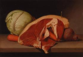 Still Life with Steak