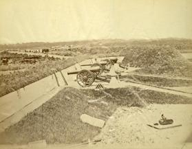 The Fortification at Fort Beauregard, Phillips Island, South Carolina