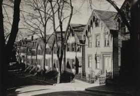 Wooden Houses, Boston