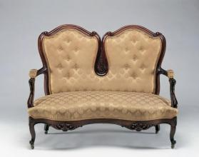 Parlor Suite (two settees, two armchairs, four side chairs)