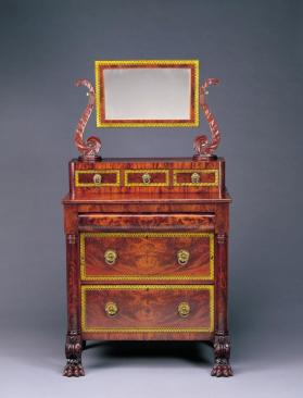 Dressing Bureau; Chest of Drawers