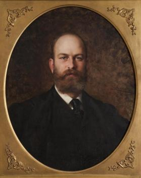 Portrait of Frederick T. Proctor