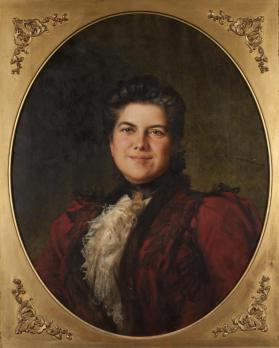 Portrait of Rachel Williams Proctor