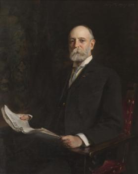 Portrait of Thomas R. Proctor