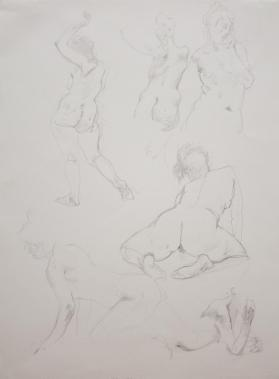 Figure Studies: Century Association