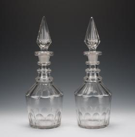 Decanters (Set of Two)