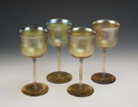 Wine Glasses (Set of Four)