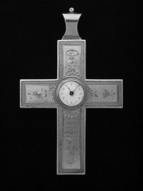 Cruciform Watch