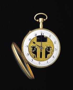 Quarter-repeating, Jacquemart Watch