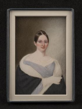 Portrait of Mrs. Sampson V. S. Wilder
