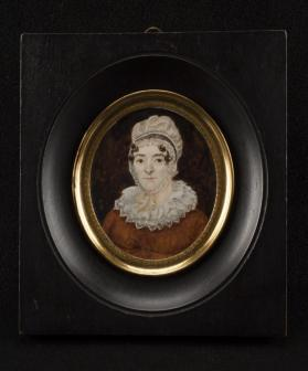Portrait of Mrs. Jones