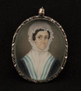 Portrait of Rebecca Mariner True