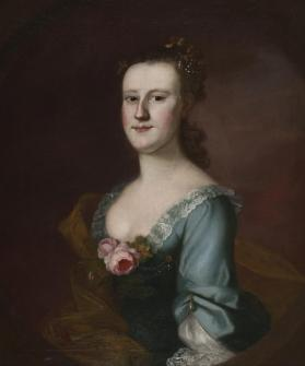 Portrait of Anne Browne