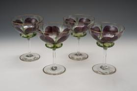 Champagne Glasses (Set of Four)