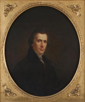 Portrait of Alfred Munson
