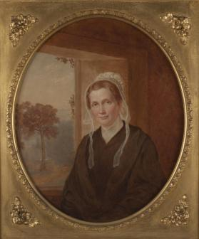Portrait of Mrs. Alfred Munson