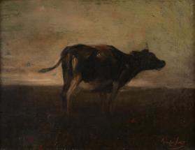 The Lowing Heifer