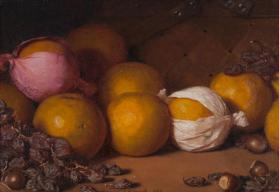 Raisins, Oranges and Nuts