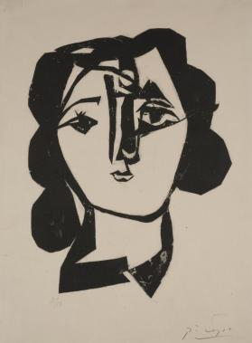 Head of a Woman (Tete de femme)