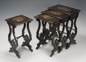 Nest of Tables; Quartetto Table