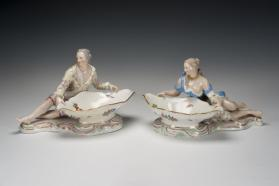 Sweetmeat Dishes (Set of Two)