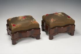 Ottomans (Set of Two)