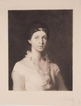 Portrait of a Young Lady (Miss Palmer)