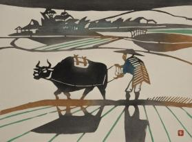 Farmer and Ox