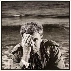Portrait of Raymond Carver