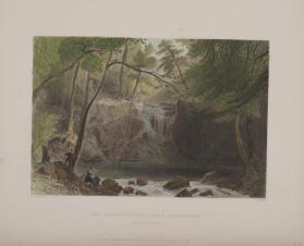 The Indian Falls near Cold-Spring (Opposite West Point)