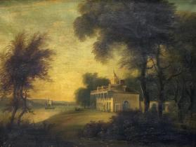 View of Mount Vernon