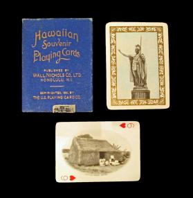 Hawaiian / Souvenir/ Playing Cards