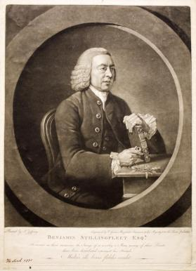 Portrait of Benjamin Stillingfleet